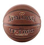 Spalding TF-1000 Classic ZK Juego de Baloncesto para Interiores