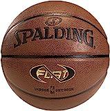 Spalding NBA Neverflat In/out Sz.7 (74-096Z) Balón de Baloncesto, Unisex Adulto, Naranja, 7