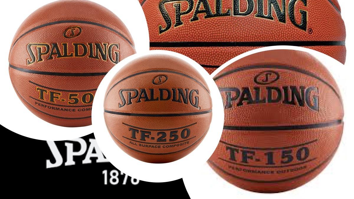 Pelotas de Básquet Spalding