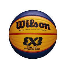 Pelota Oficial Wilson 3x3