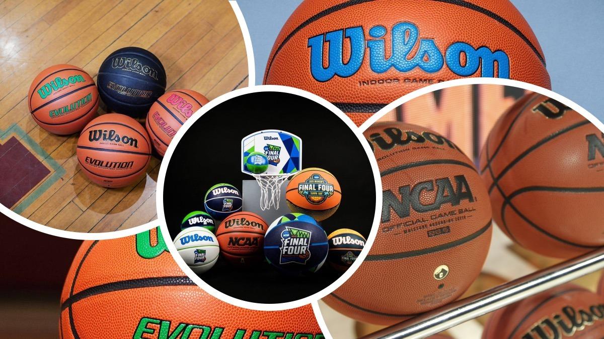 Balones de Baloncesto Wilson