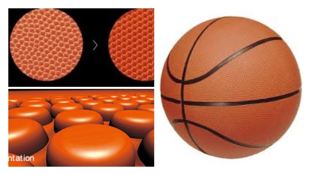 Caracteristicas pelota de basquet