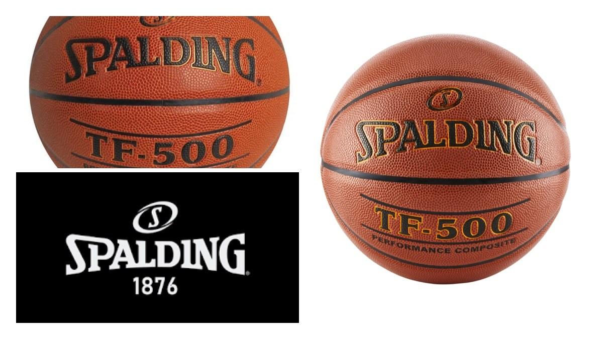 Pelota de básquet Spalding TF 500