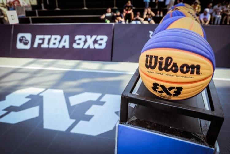 Balón Oficial Baloncesto 3x3 Tokio 2020
