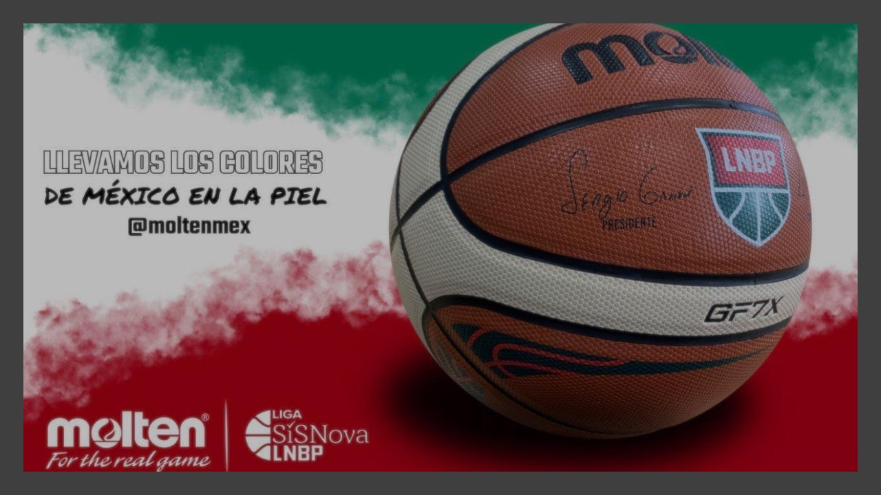 Balón Oficial Liga Sisnova México