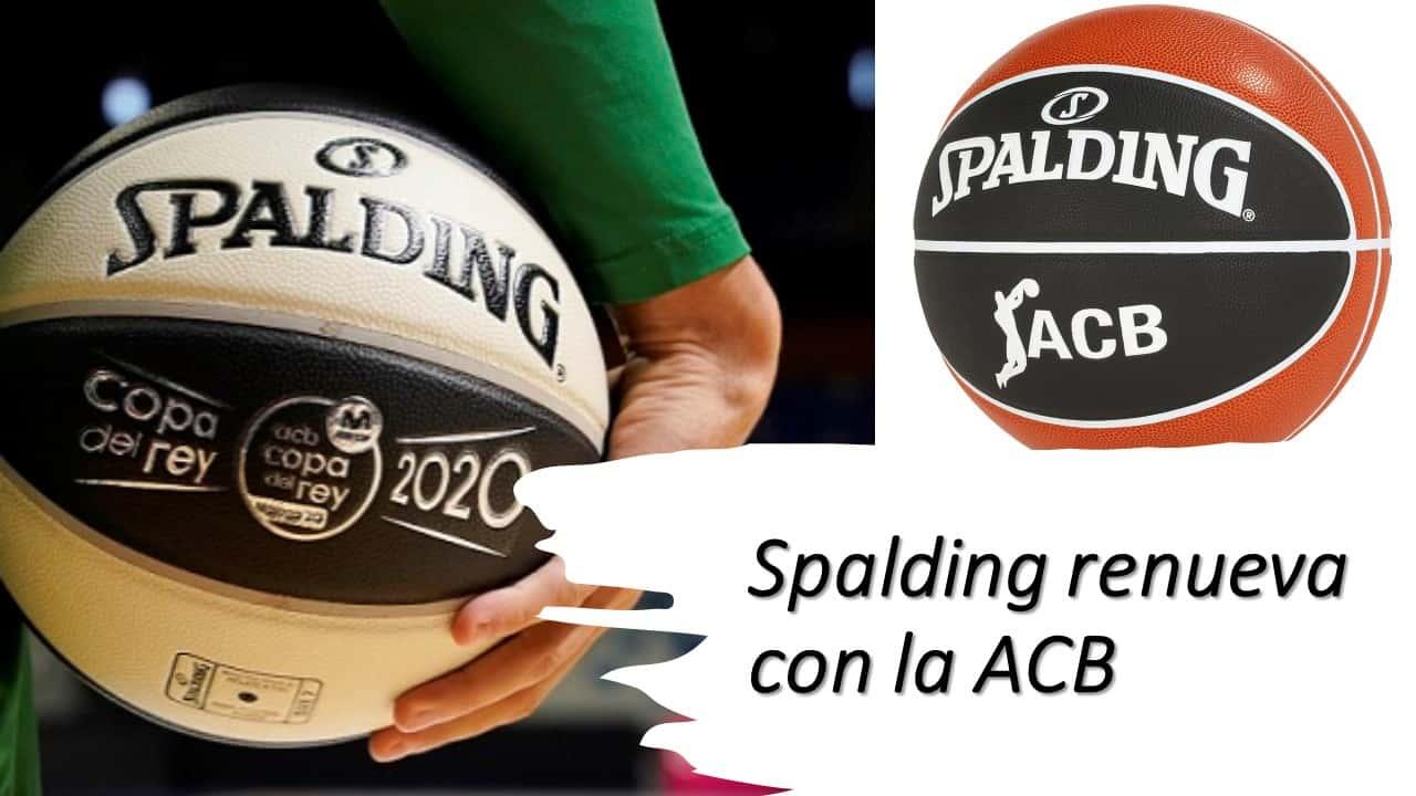 Balón oficial ACB