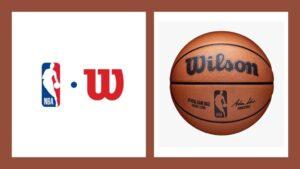 Balón oficial NBA Wilson